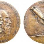 The Brady Medal