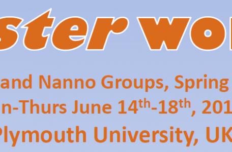 Dicoaster Workshop 2015